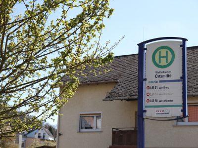 Busverbindungen in Wolfenhausen