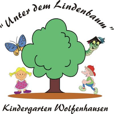 Logo Kindergarten Unter dem Lindenbaum