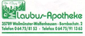Apotheke in Wolfenhausen