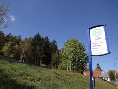 Bus fahren in Wolfenhausen