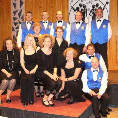 Vielharmonier Gruppenfoto