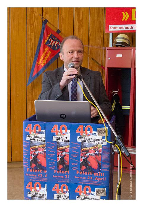 40 Jahre Jugendfeuerwehr