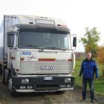 Vermietung von Lastwagen in Wolfenhausen