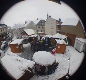 weihnachtsmarkt Wolfenhausen, Weihnachten, Stände, Buden, Vereine