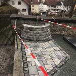 wasserstellen auf friedhof wolfenhausen erneuert