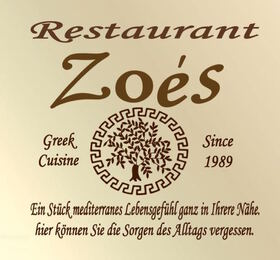Restaurant Zoés