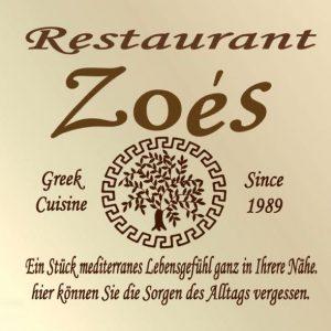restaurant zoes
