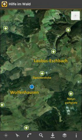 Rettungspunkte-Wolfenhausen