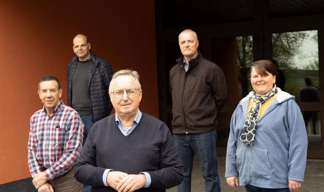 Gruppenbild Ortsbeirat Wolfenhausen